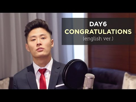 Congratulations (English Ver.) - DAY6 | Cover By KMESS