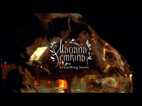 Mariana Semkina (Iamthemorning) - Everything Burns (from Sleepwalking)