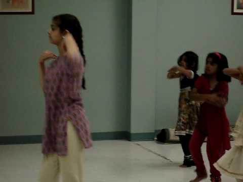 Aarya Dance Class 2009 Atlanta Ae Mera Kajal