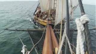 Oliver Hazard Perry: Rhode Island's first Tall Ship