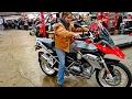 WHOA! Slow Down Woman..!! - Cool New Spyder Stuff! | TheSmoaks Vlog_450