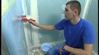 видео Гидроизоляция Кнауф Флэхендихт
