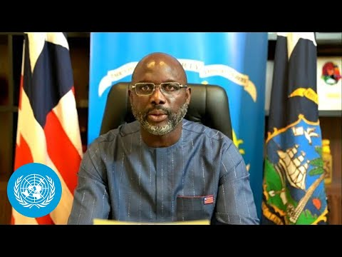🇱🇷 Liberia - President Addresses General Debate, 75th Session