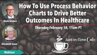 How to Use Process Behavior Charts to Guide Better Outcomes in Healthcare