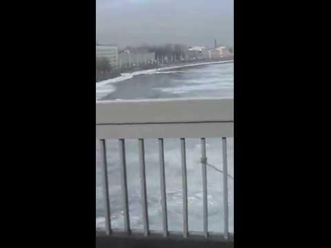 Neva river.Spring 2012.Нева.