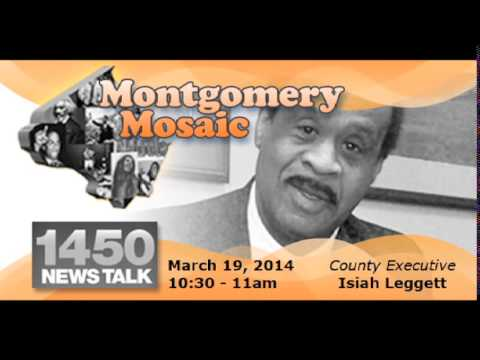 March 19, 2014 Montgomery Mosaic Radio Show