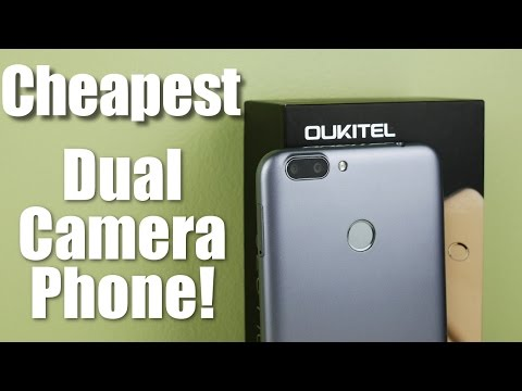 Oukitel U20 Plus Review [4k]: Cheapest dual camera phone in the world!