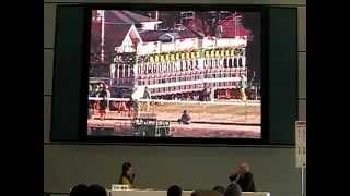 ④原良馬さんの「思い出の有馬記念を振り返る」 2005年 有馬記念 ハーツクライ