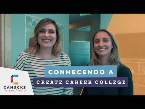 Conhecendo a Create Career College