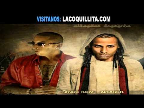 Arcangel Ft Nengo Flow   Ayer Escuche Una Voz (La Verdadera Situacion) (Prod By Dj Luian)