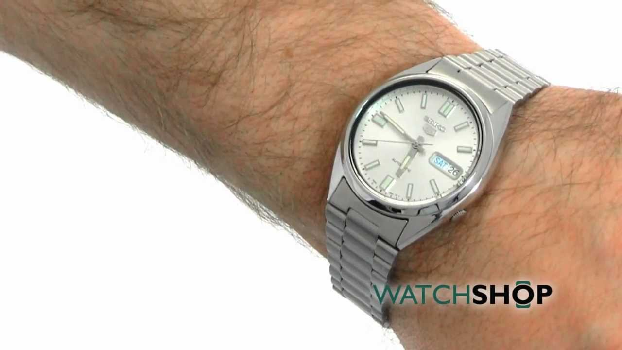 05c7516e5 Gents Seiko 5 Watch (SNXS73) | WatchShop.com™