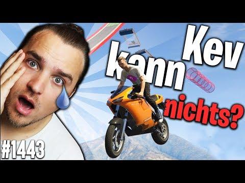 KEV GEDEMÜTIGT - Lusor Bike Parkour   GTA 5 Online thumbnail