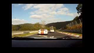 Nurburgring Nordschleife 23-09-2013 BMW Z3 Coupe 2.8 Fabian following Elmar in his Viper