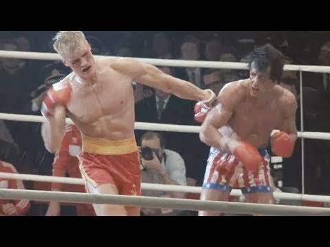 Download Rocky Balboa Vs Ivan Drago    Rocky 4 - The last war [HD]
