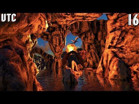New Wyvern Coast on Ark Ragnarok!!! Exploring w/ Arahli :: Ragnarok Explorers Club :: Ep. 16
