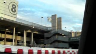 AUTOMONDIAL PARIS 2010-Audi A1 Extreme Driving