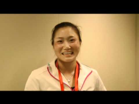 2011 Wimbledon: Grace Min, Girls' Doubles Champion