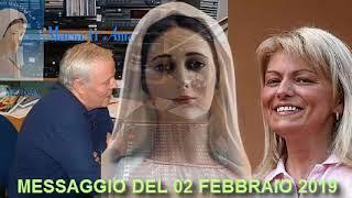 Padre Livio: Commento al Messaggio Della Madonna di Medjugorje dato a Mirjana 02 Febbraio 2019