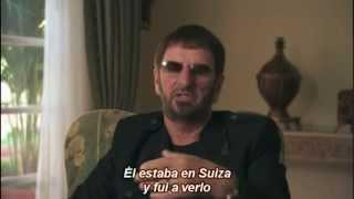 Ringo Starr llora por George Harrison (Subtitulado)