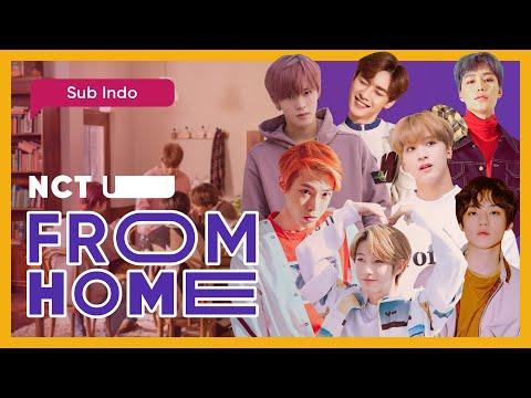 (ENG/ROM) NCT U - From Home Lyrics