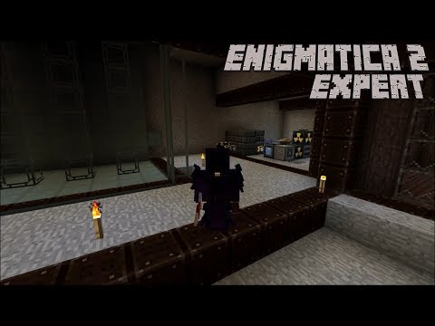 Fission Reactor and RF Mainframe Part 1 : Enigmatica 2