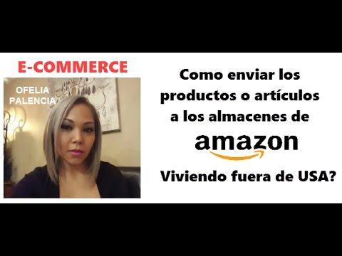 C mo enviar productos a los almacenes de amazon viviendo for Almacenes fuera de serie