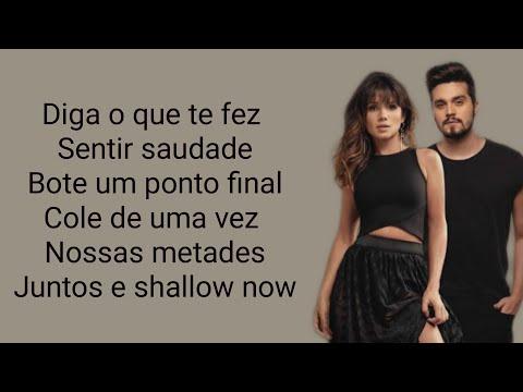 Juntos (Letra) - Paula Fernandes & Luan Santana