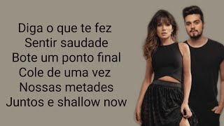 Baixar Juntos (Letra) - Paula Fernandes & Luan Santana