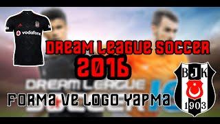 DREAM LEAGUE SOCCER 2016 - Forma Logo Yapımı - URL -