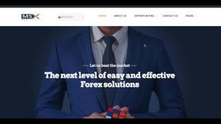 MySystemX - MSX présentation - français - Forex Solutions jusqu'à 30% de revenu mensuel !