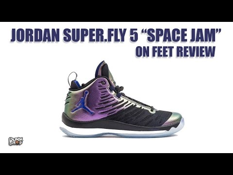 Suitable how to use Punctuation  Jordan Super.Fly 5