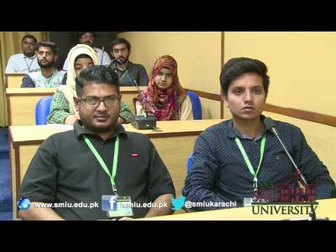 "Guest Lecture : Mr Mahmood Sham on ""Future of Print Media in Digital Era"""
