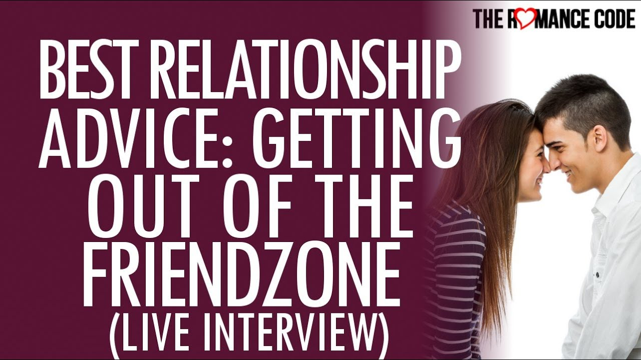 how to get out of the friendzone video