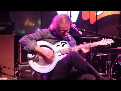 Sonny Landreth - Blues Attack 5-7-17 Rock & Bowl, New Orleans