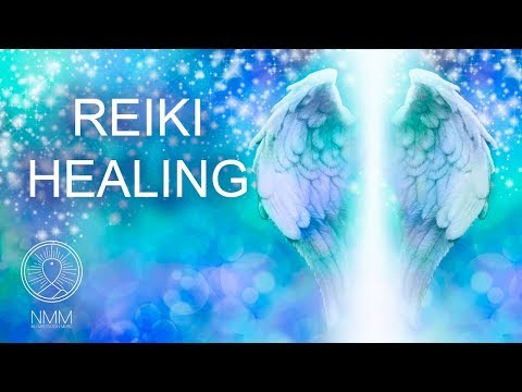 "Reiki Music: ""Angel Touch"", healing music, positive energy music, healing meditation music 41801R"