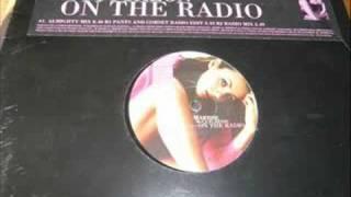 Martine McCutcheon On The Radio Almighty Mix