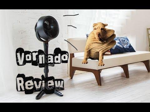 "Vornado 40"" Vortex 7803 Fan Unboxing and Review"