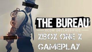 The Bureau: XCOM Declassified - Xbox One X Backwards Compatible Gameplay