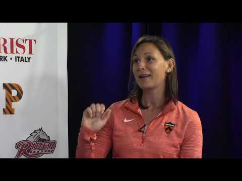 Secrets of College Planning with Erika DeSanty- Women's Golf Coach- Princeton University