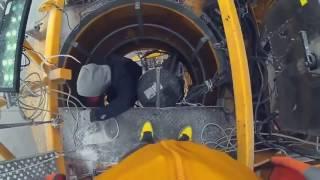Смотреть видео Москва-Сити Руферы - Покорители небоскреба! онлайн