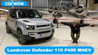 Landrover Defender 110 P400 MHEV (2021 NEU) - Ende einer Legende? / Review / Daten / Preise / Test