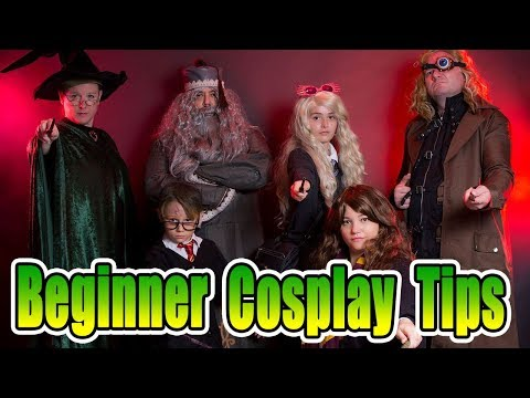 Cosplay Tips for Beginners - How to Start Cosplaying