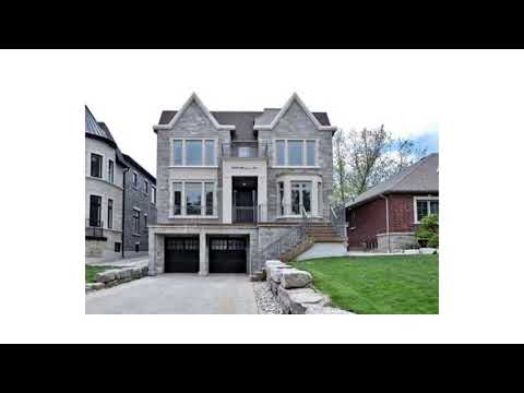 Custom home for sale in mississauga