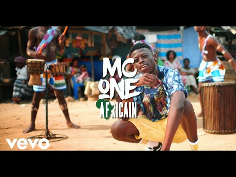 MC One - Africain (Clip Officiel)