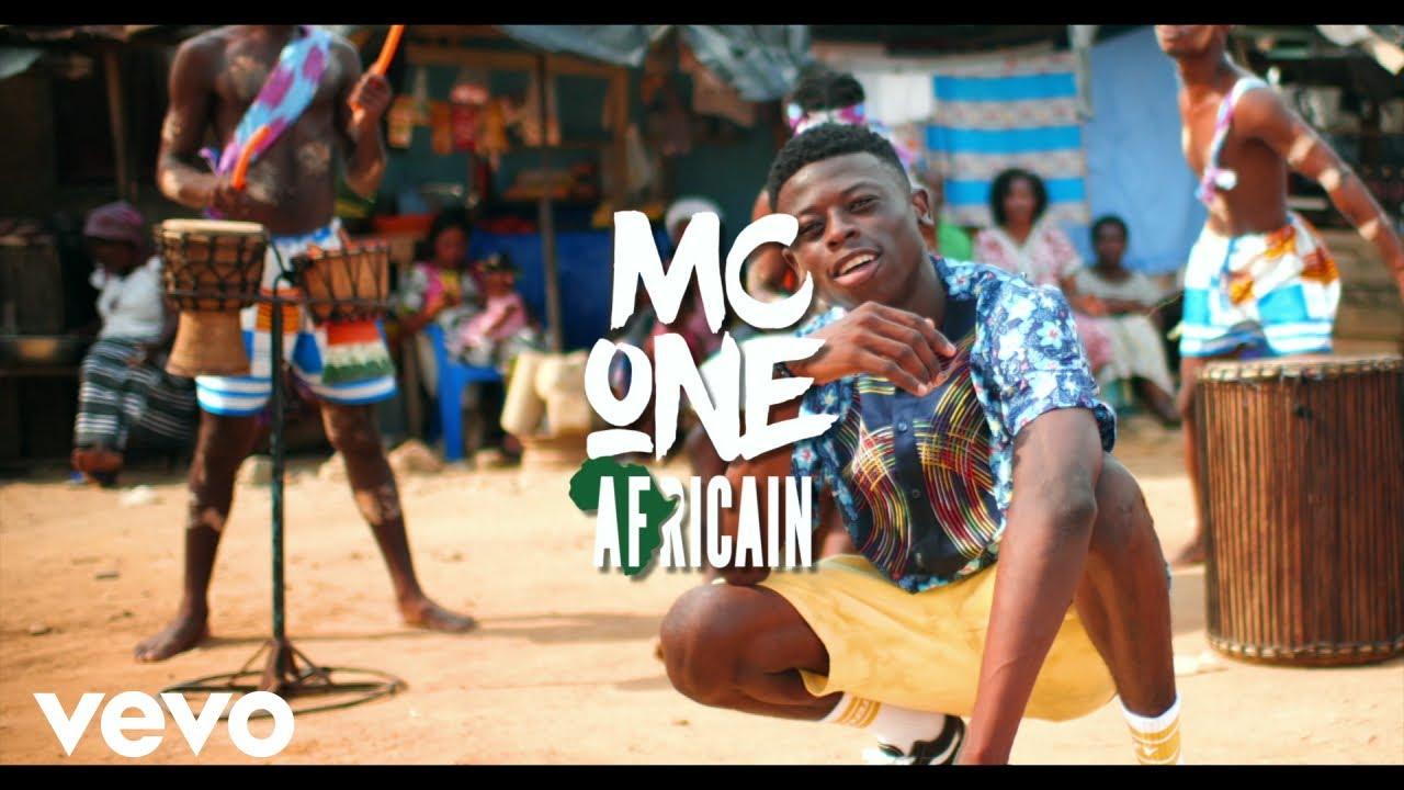Download MC One - Africain (Clip officiel)