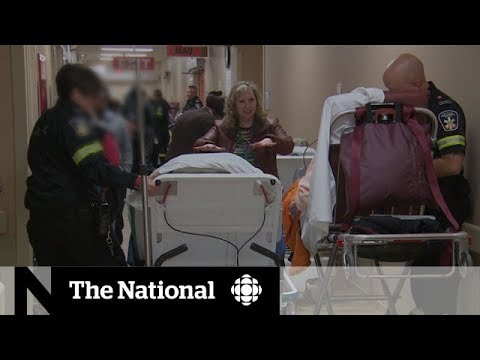 Emergency room wait times on the rise