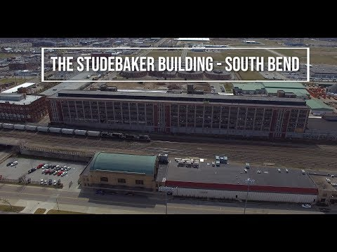 Studebaker Building - South Bend Transformation