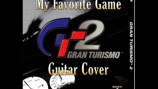 My Favorite Game - The Cardigans- Guitar Cover