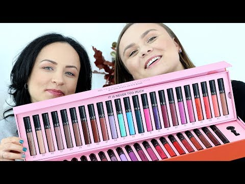 Sephora Lipstains | 44 nuante - swatch-uri si GIVEAWAY EXTRAORDINAR