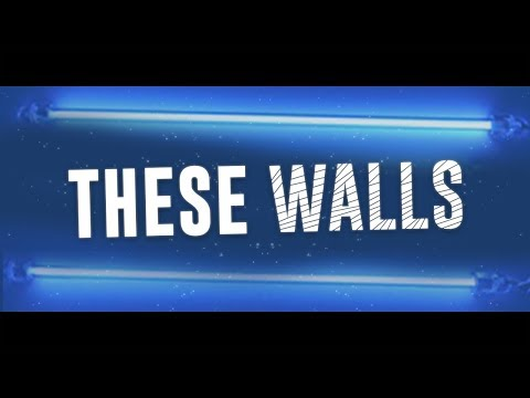 Arcando & ThatBehavior - These Walls feat. Tim Riehm [Lyric Video]